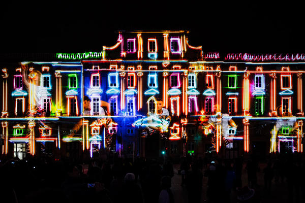 Lights Festival in Lyon