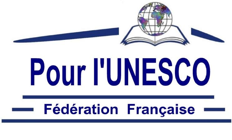 Unesco, fédération française, logo unesco, logo club unesco