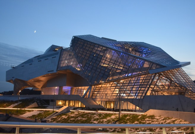 Museum of Confluences in Lyon