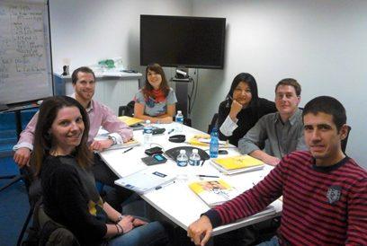 alliance française de lyon, france, cours de français, apprendre le français, formation sur mesure, entreprise