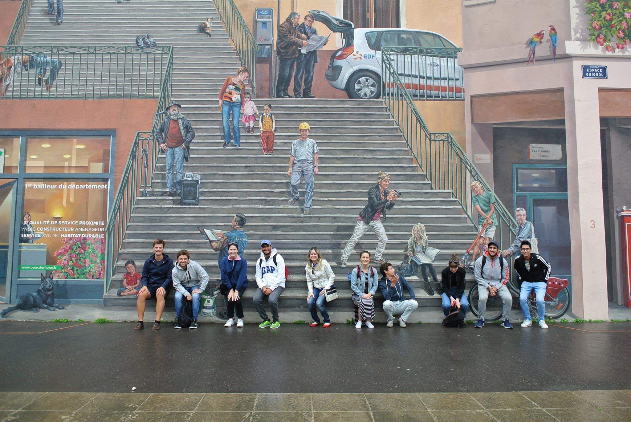 aflyon, alliance francaise de lyo, alliance francaise, lyon, france, excursions, travel, trip, visit, learnfrench, fun