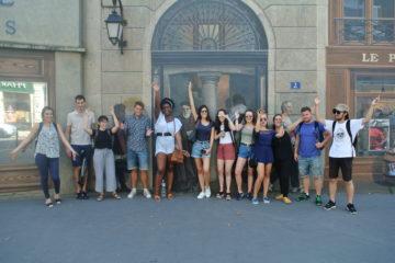 Sorties culturelles du mois de juillet 2018 : visite des halles Paul Bocuse
