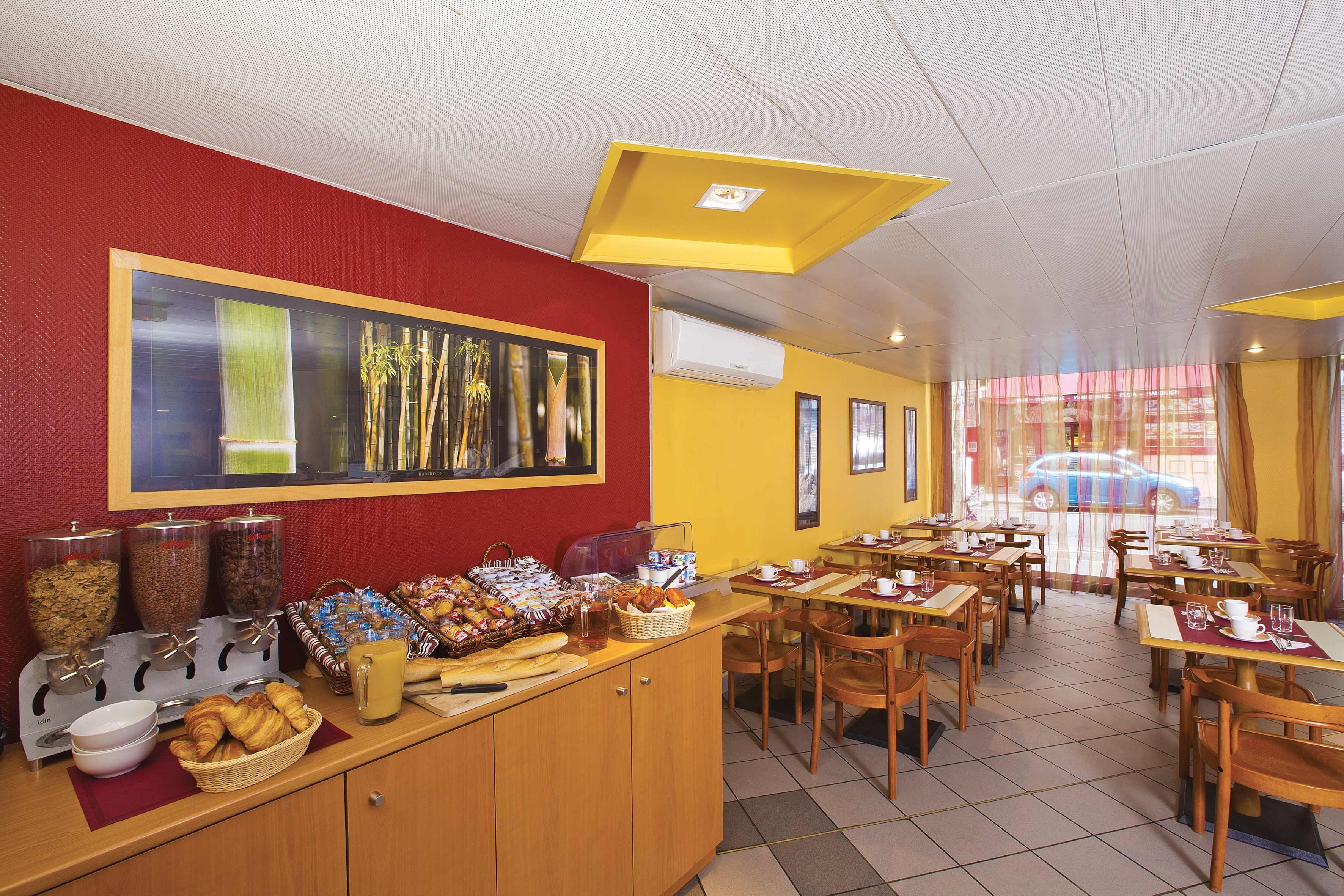 résidence, saxe gambetta, lyon, appart hotel, séjours et affaires, petit-déjeuner, alliance française de lyon