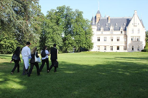institut paul bocuse, apprendre le français, lyon, gastronomie