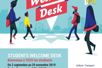 Student Welcome Desk