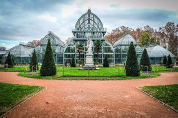 jardin, botanique, parc, lyon, mai, bons plans, vivre à Lyon, AFLyon, parler français, cours de français pour étranger
