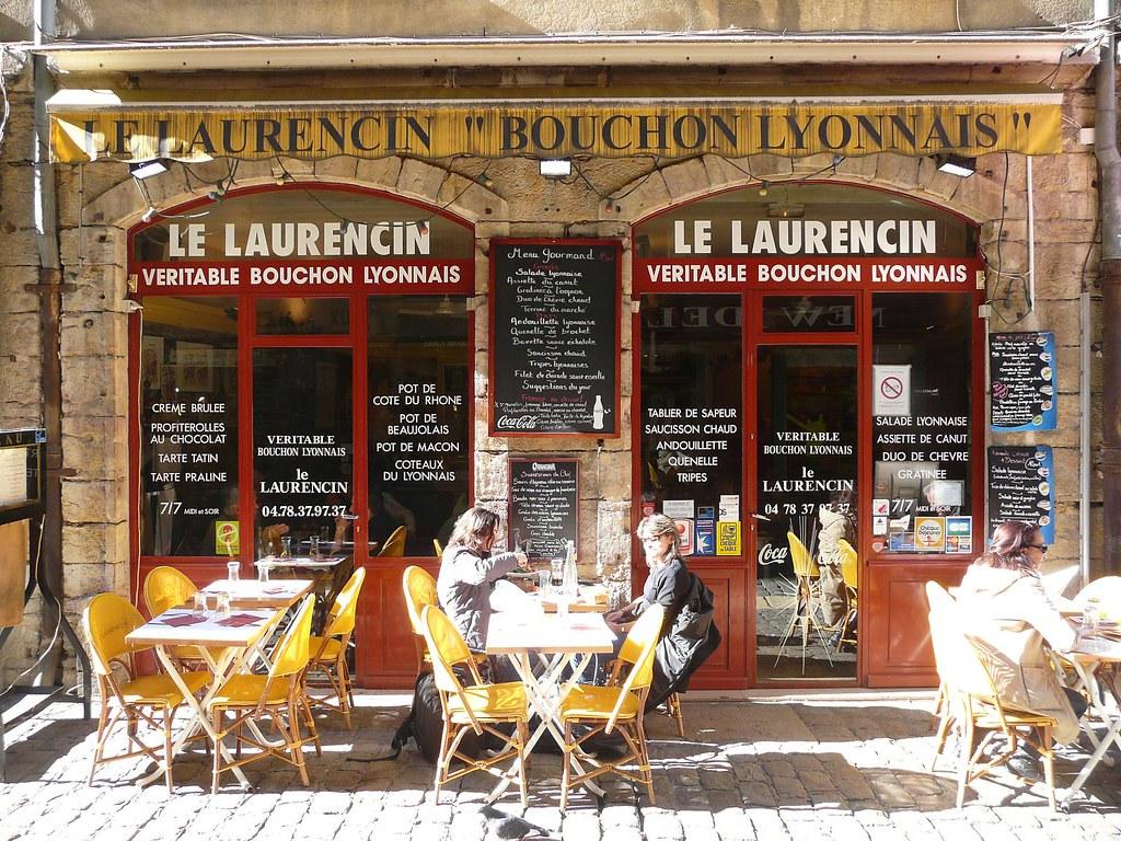 apprendre le français et découvrir la france bouchon lyonnais
