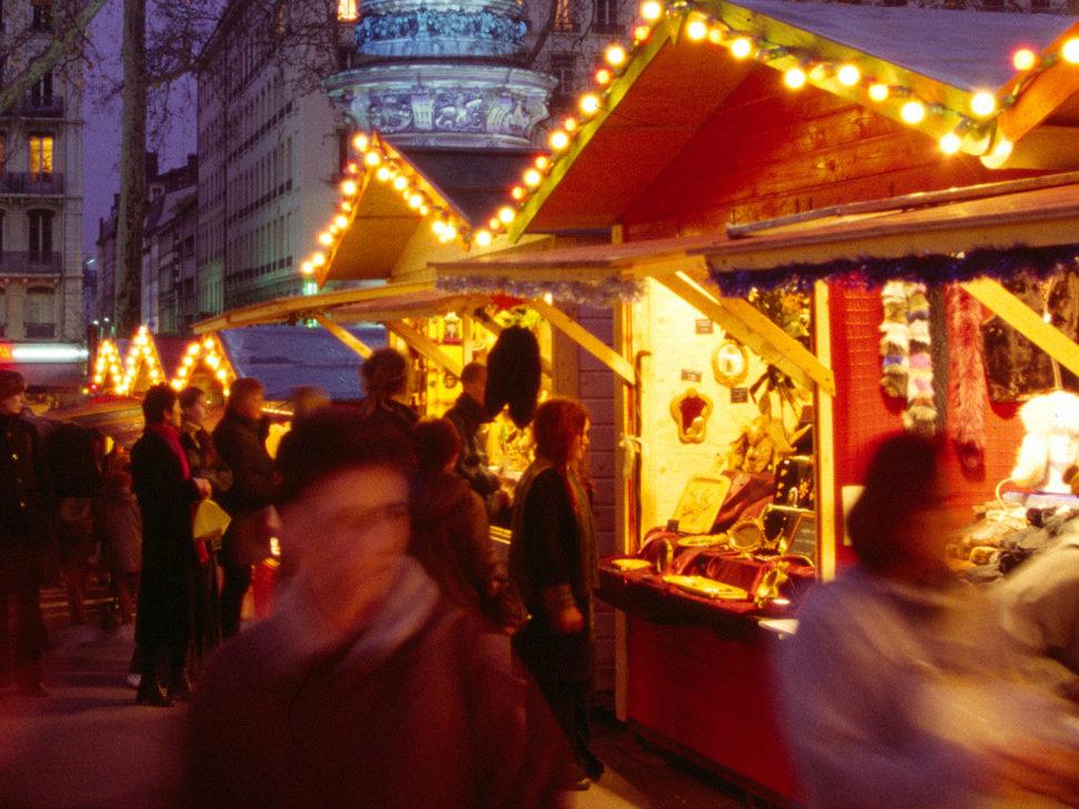 marché de noël bon plan décembre en français