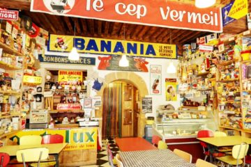 marinette super vintage cafe lyon cool en français