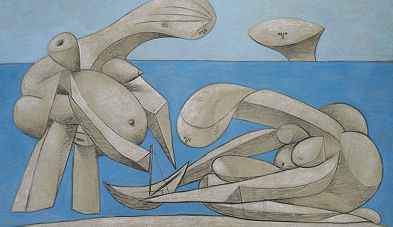 Pablo-Picasso-Baigneurs-Lyon