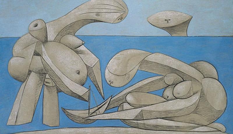 Pablo-Picasso-Banadores-lyon