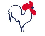 The rooster is one of France's icons
