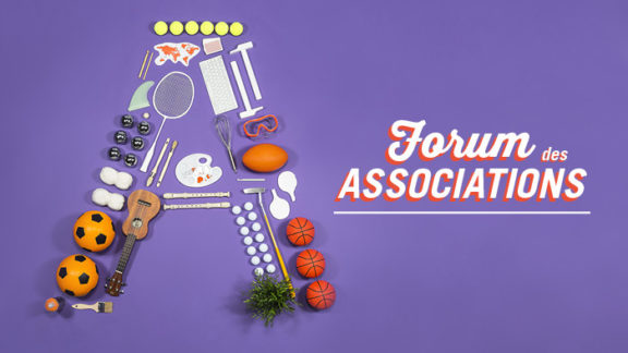 Forum des associations allows to meet sports and cultural associations in Lyon